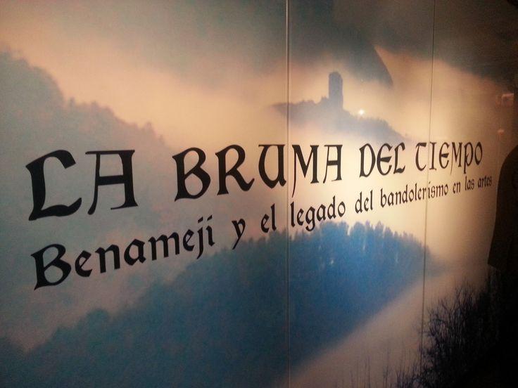 Las paredes del museo están llenas de agradables sorpresas..