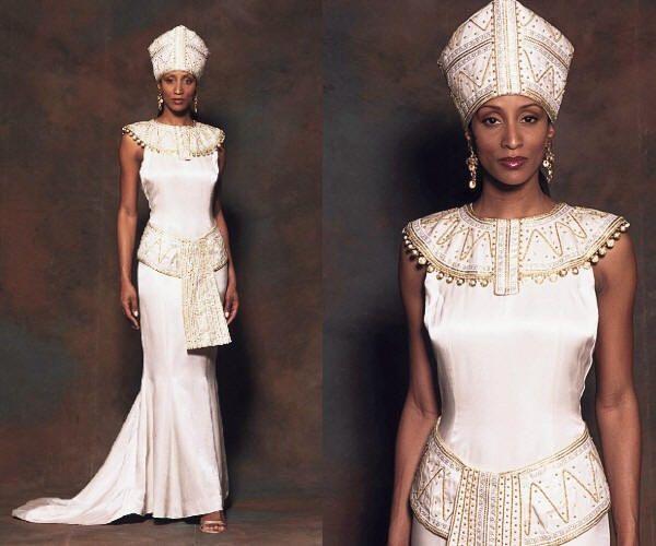 Egyptian wedding dresses history alive