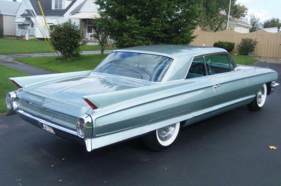 1962 Cadillac Coupe DeVille   Carros antigos   Pinterest   Cadillac