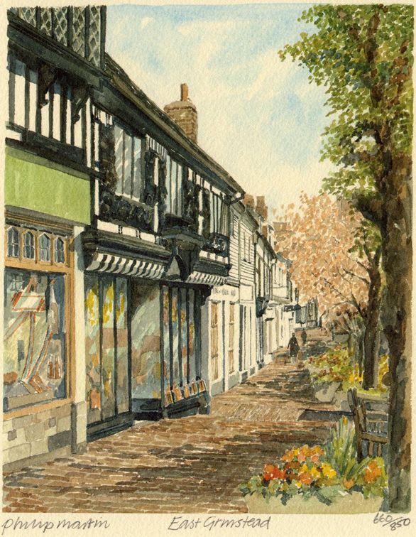 East Grinstead - Portraits of Britain