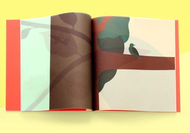 TROUVE-LE! FOUND IT! komagata - Els llibres de Katsumi Komagata són tota una experiència visual i sensorial que estimula la imaginació.
