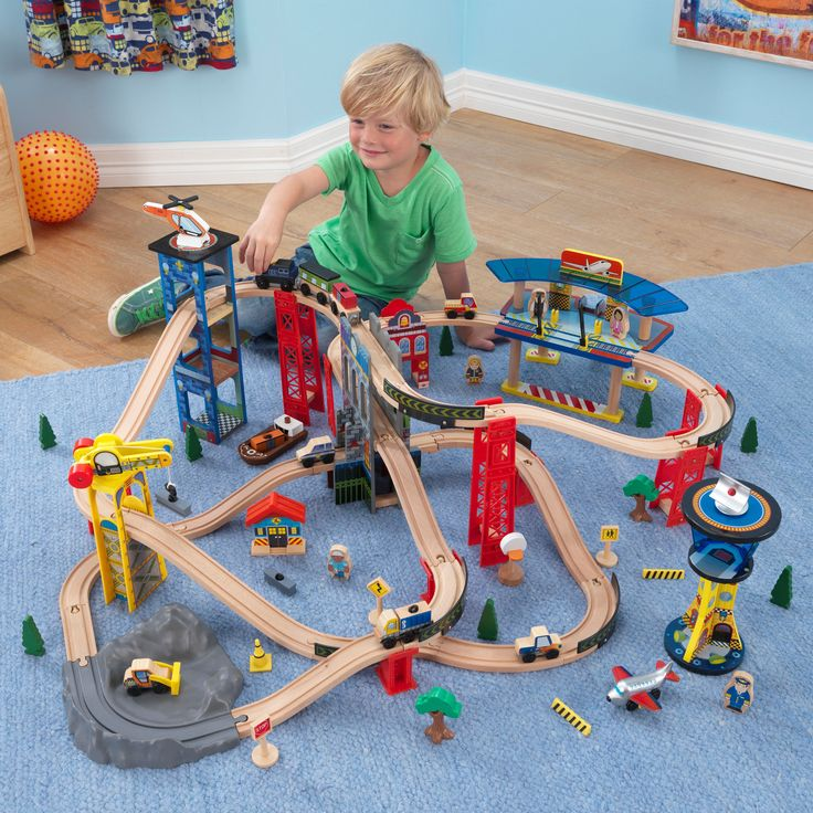 Buy your Super Highway Train Set by