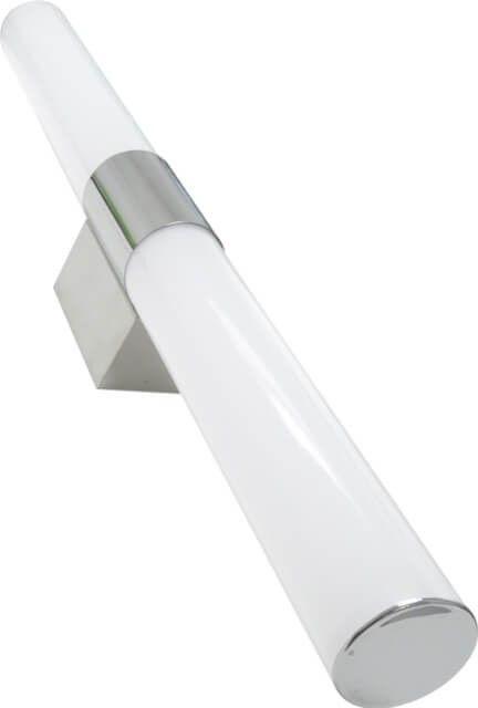 CORP LED BAIE 12W 7745 este proiectat pentru montarea in spatii precum baia sau alte medii umede iluminand cat un bec incandescent de 75W. Are design de o eleganta simpla, prin textura si montarea decoratiunilor cromate.