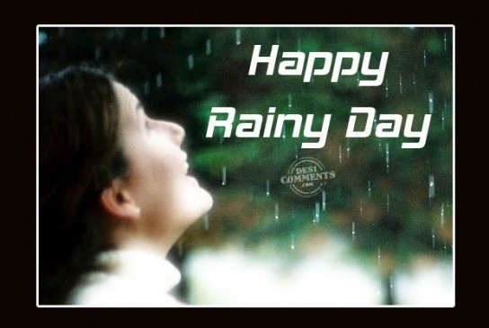 happy rainy day quotes wishes and sms messages