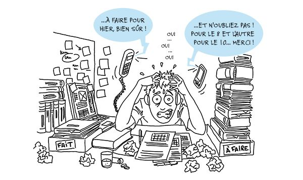7 habitudes du chef de projet multimédia efficace illustrées - BLOG // Patricia Gallot-Lavallée, Experience designer