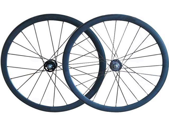 483.00$  Watch now - http://alie37.worldwells.pw/go.php?t=32310372759 - carbon tubular bicicleta wheelsets track bicycle wheels new U shape 25mm wide ruote carbonio single speed 38mm depth rim ruedas
