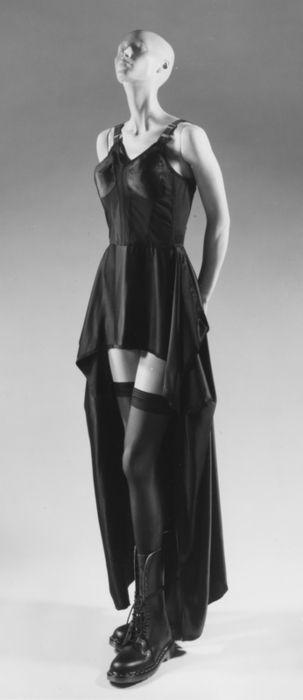Jean Paul Gaultier ensemble ca. 1993 via The Costume Institute of the Metropolitan Museum of Art