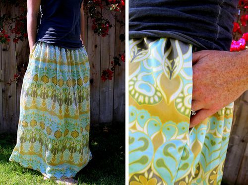 25 best ideas about summer maxi skirts on