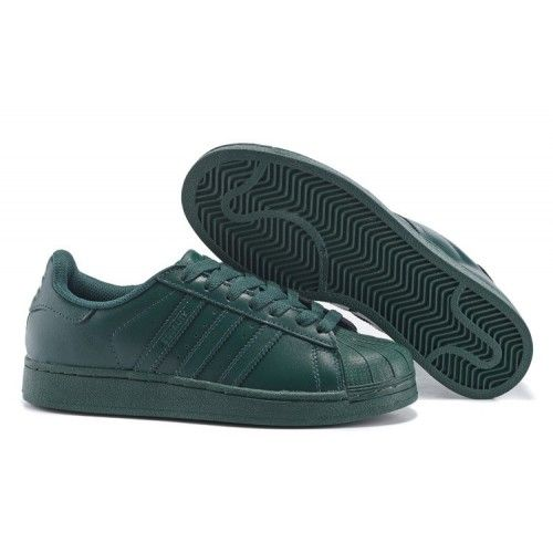 the best attitude 01d9c db0a0 Adidas Superstar Outlet - Bambas De Hombre Mujer Adidas Originals Superstar  Supercolor PHARRELL WILLIAMS Verdes S83396