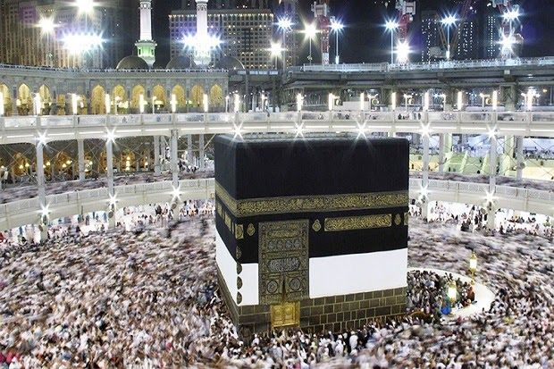 Fenomena Langka Ramadan, Siang Ini Matahari Tepat di Atas Kakbah