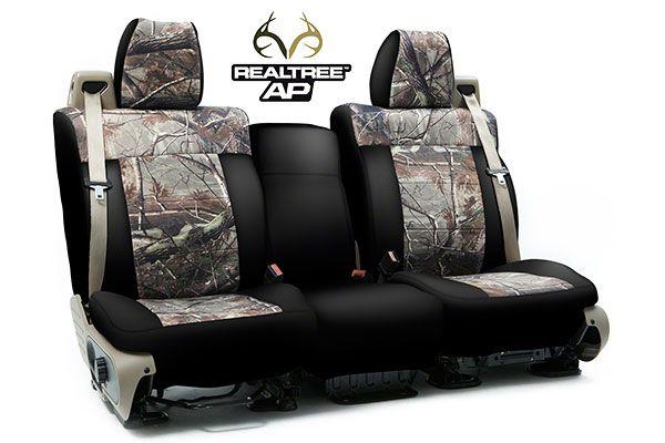 Coverking Real Tree Camo Neoprene Seat Covers $199 FS
