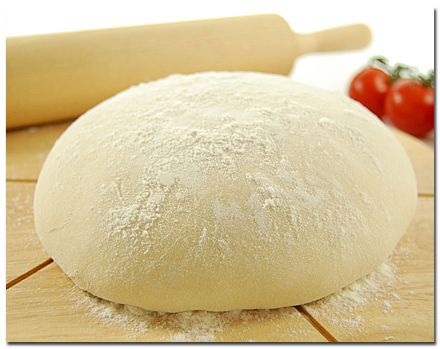 Basic Vegan Pizza Dough