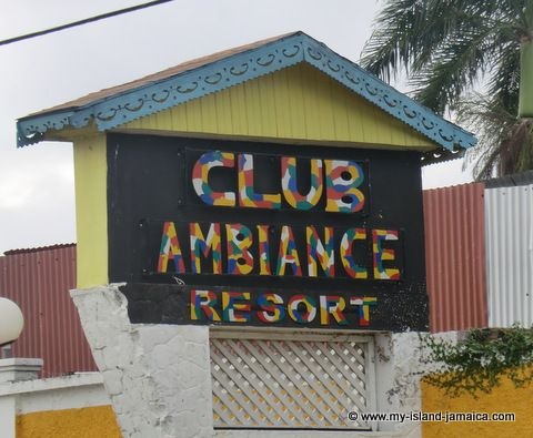 Hotel we stayed at on our honeymoon. Club Ambiance, Runaway Bay, Jamaica ... Honeymoon memories!