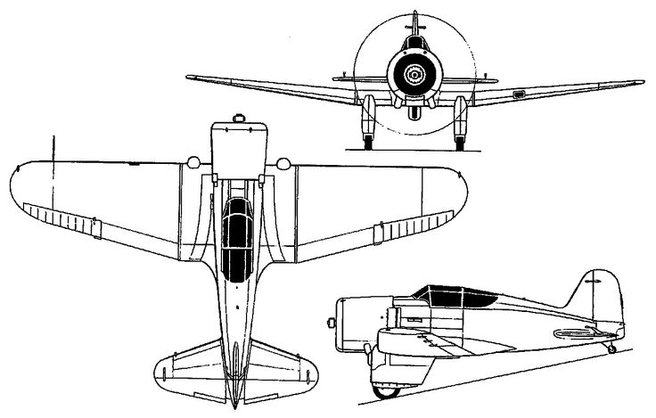 1000  images about aircraft orthographic projections on