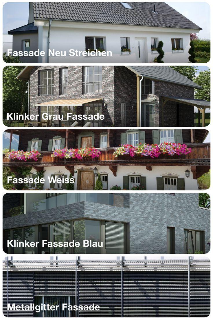 Was Kostet Eine Fassadenmalerei Fassadenanstrich Kostet