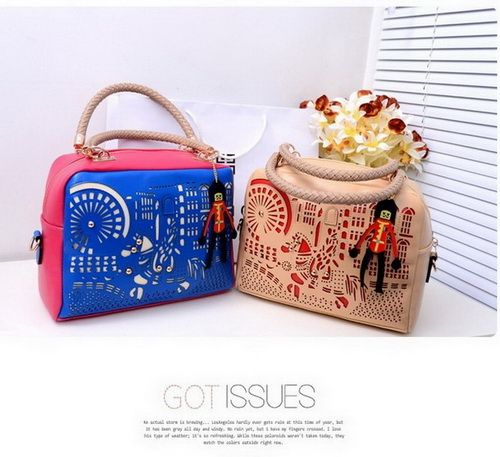 BJ4314-Khaki » DZfashions #BUTIK #Fashion Online #Supplier #Baju #Tas Import Murah #Bag #Busana .
