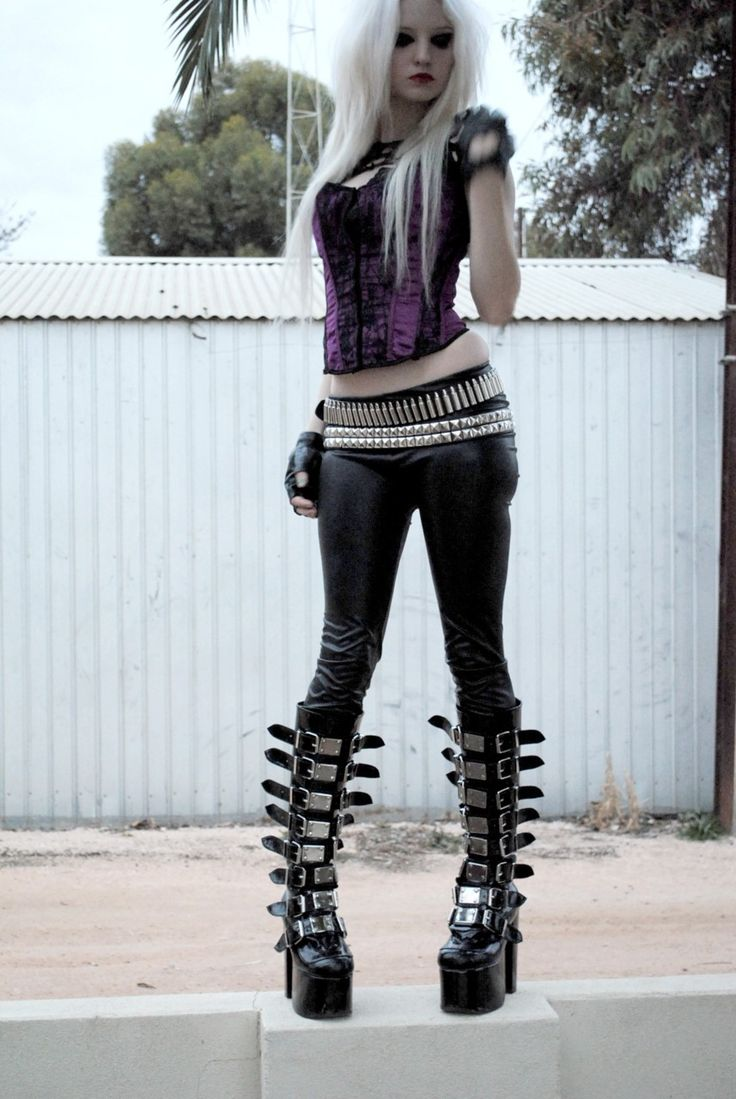 Sexy goth girls-5609