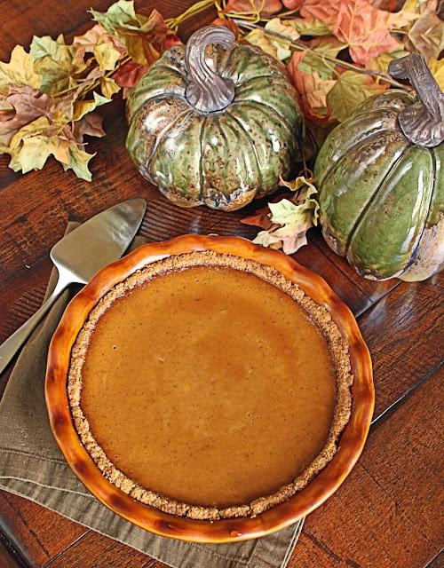 Bobby Flay's Bourbon Maple Crunch Pumpkin Pie...oh, my!: Bobby Flay S ...