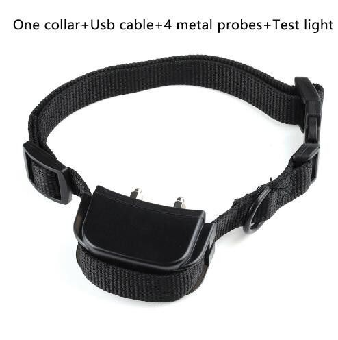 Dog Training Collar. Rechargeable & Waterproof. 300-meter Range, With LCD Remote. Top Seller!