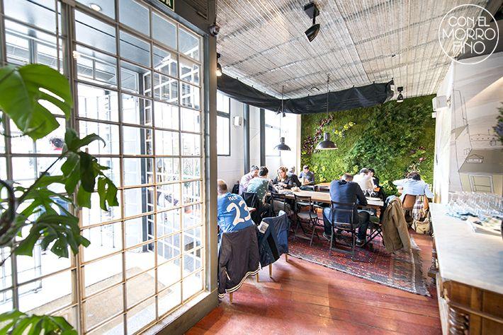 17 mejores im genes sobre tiendas restaurantes en - La musa latina madrid ...