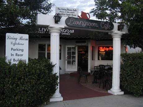 the living room cafe has five locations sdsu old town la jolla city californiasan diego