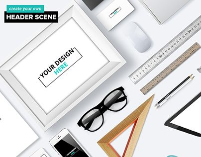 """Check out new work on my @Behance portfolio: """"Header Mock Up Creator"""" http://on.be.net/1Ox4qXA"""