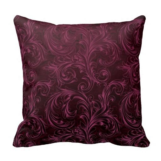 Purple Velvet Decorative Pillows : 14 best images about Purple Velvet Throw Pillows on Pinterest Purple cushion covers, Dark ...