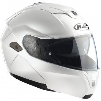 Casque Modulable HJC SY-Max III Blanc http://www.icasque.com/Casque-moto/Modulable/SY-Max-III-Blanc/
