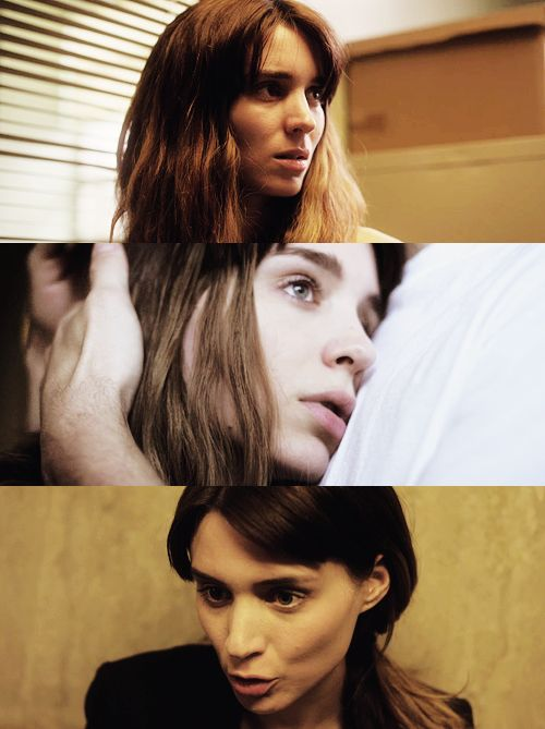 Rooney Mara in Side Effects; great performance and movie.
