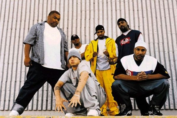 Eminem and D12 Reportedly Working on New Music- http://getmybuzzup.com/wp-content/uploads/2014/01/eminem-d-12.jpg- http://getmybuzzup.com/eminem-d12-reportedly-working-new-music/- Eminem and D12 Reportedly Working on New Music By Amber B Eminem restored his position in the game with the release of The Marshall Mathers LP 2, the highest-selling hip-hop album of 2013. But could a D12 comeback be on the cards? In an article on Detroit Free Press, producer Mark Bass (who, al..