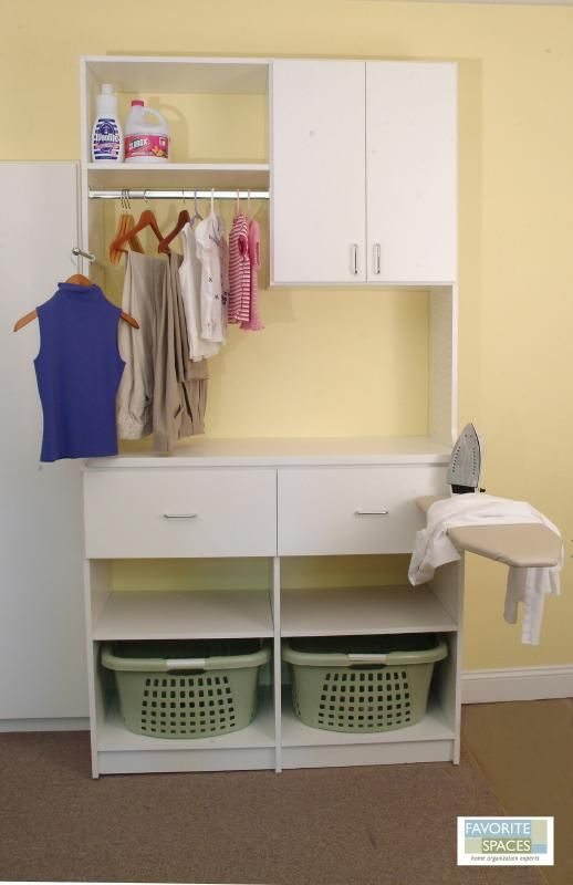 9 Best Images About Laundry Storage Solutions On Pinterest