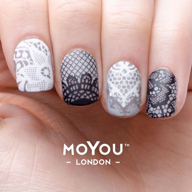 100 best Nail Art Ideas - MoYou Stamping images on Pinterest   Nail ...
