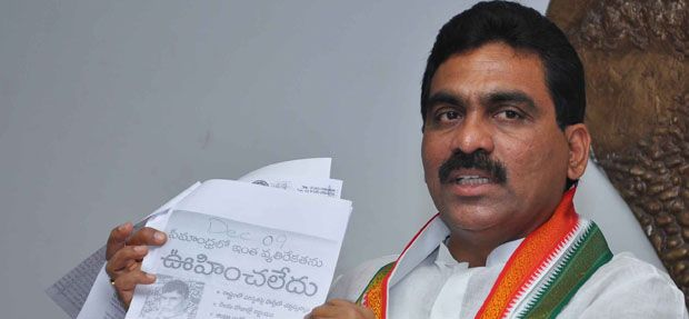 Vijayawada MP Lagadapati Rajgopal always hits the headlines with sensational statements and actions. He lambasted Telugu Desam Party supremo Nara Chandrababu Naidu  for taking a .... http://www.frontpageindia.com/andra-pradesh/lagadapati-doesnt-relent/46714