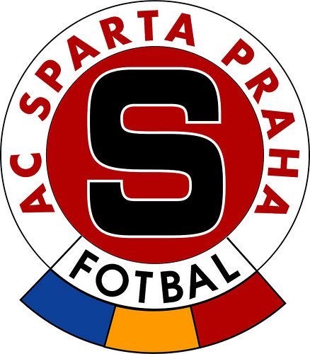 Athletic Club Sparta Praha (AC Sparta Praha) | Country: Česká republika / Czech Republic. País: República Checa. | Founded/Fundado: 1893/11/16 | Badge/Crest/Logo/Escudo.