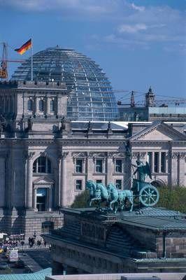 Berlin Reichstag, German Parliament