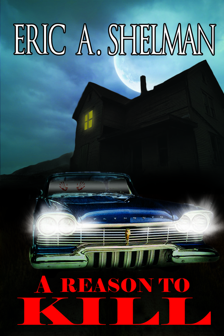 "Eric A. Shelman's only novel that does NOT incorporate a supernatural element.   A reader says:  ""I loved this book from the first page! Couldn't stop reading and when I did couldn't wait to get back to it! Loved the twists and turns! The end actually made my mouth fall open. Looking froward to the next book by this author."""