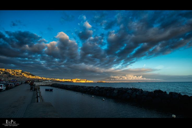 Napoli Mergellina by Riccardo Piccirillo on 500px