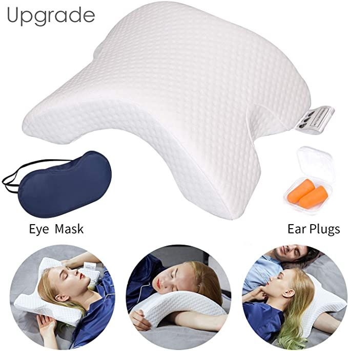 Upgrade U Shaped Memory Foam Pillow