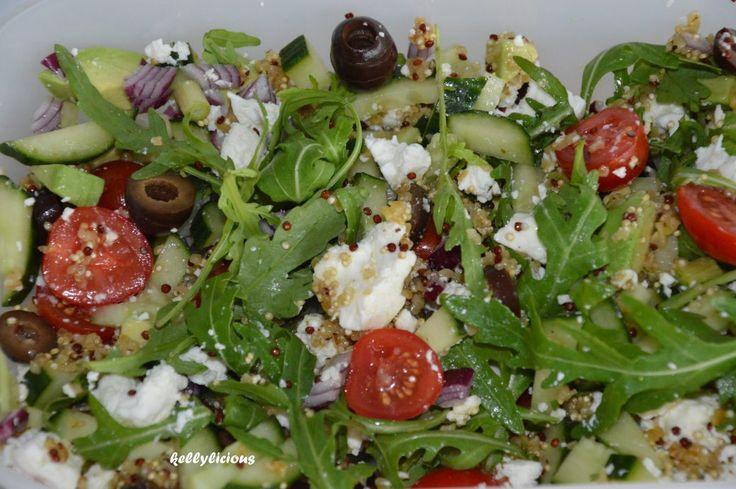 5 snelle, koude lunches, vind de recepten op www.kellylicious.be