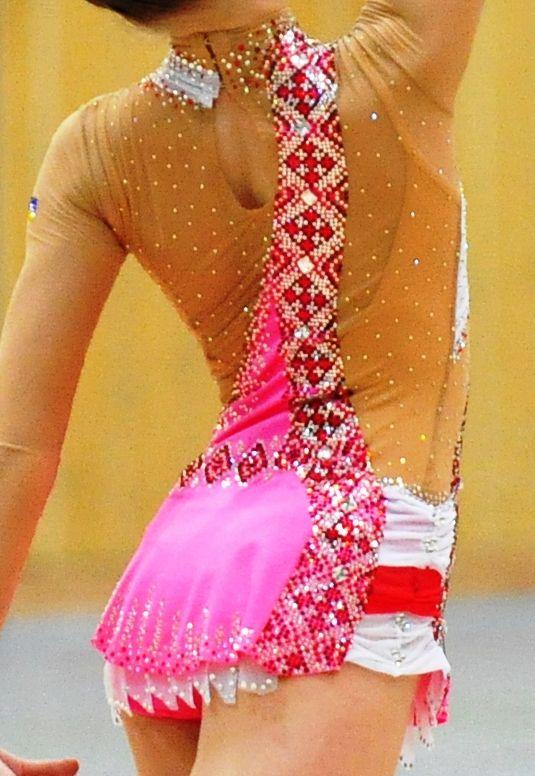 LeotardbyKsana Costumes for rhythmic gymnastics by Ksana #rythmic gymnastics #costumes #products