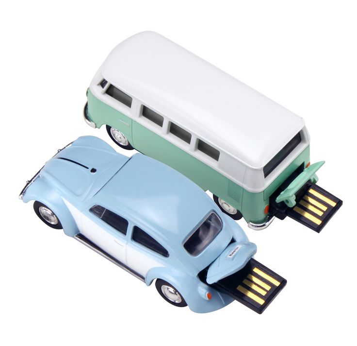 Zerobasic.com - Volkswagen USB and Creative USB Flash Drives