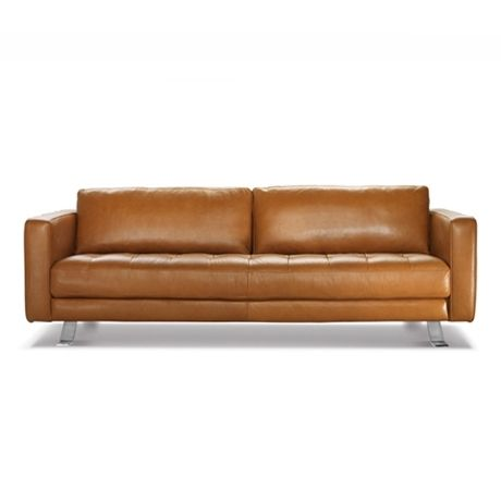 Latitude 3 Seat Sofa Category 35 - Rx Caramel $2069