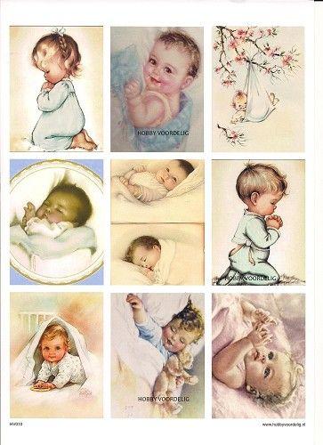 vintage knipvel 10 baby Welkom bij Hobbyvoordelig online