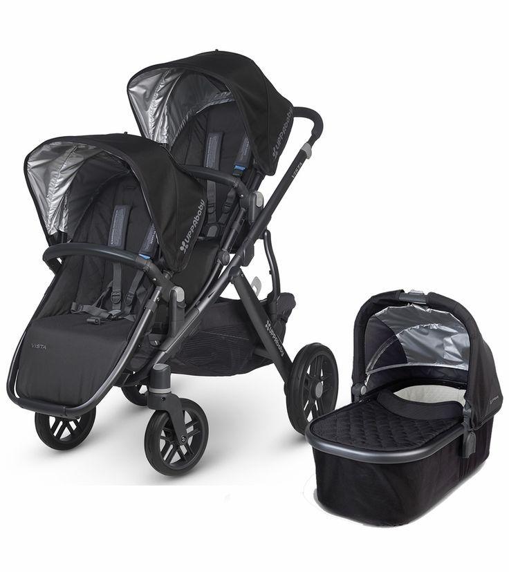 http://www.babytoys6months.com/category/uppababy-vista/ www.namebrandbaby… Uppababy VISTA 2015 Double Stroller – Jake