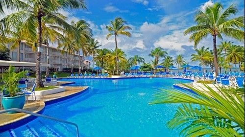 Save 50% +Get a FREE Room Upgradeat St James's Club Morgan Bay, St Lucia 7 nights all-inclusive from £1,095pp - based on two adults, includes flights. Tra...