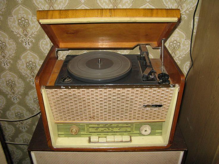 Radio/ Turntable