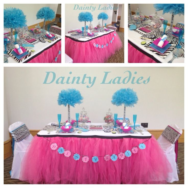 35 best images about spa party events on pinterest for Salon turquoise