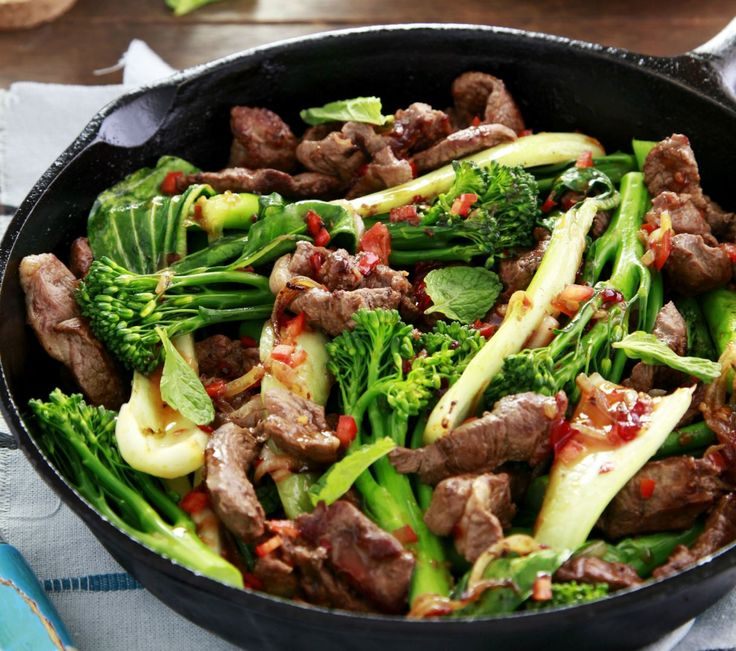This One Pot Teriyaki Lamb Stir Fry Recipe Is A Delicious Sneak Peak From Junes 28 Day Weight Loss Challenge
