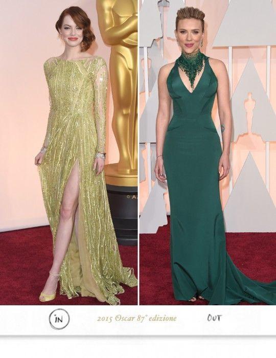 Oscar: i migliori e peggiori look di tutti i tempi visti sul red carpet
