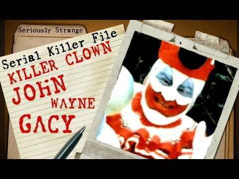 a biography and life work of john wayne gacy jr an american killer clown Discover john wayne gacy famous and rare quotes share john wayne gacy quotations about house and then the time i was a clown and went to the hospital to visit the children they said it would raise doubt that john gacy acted alone.